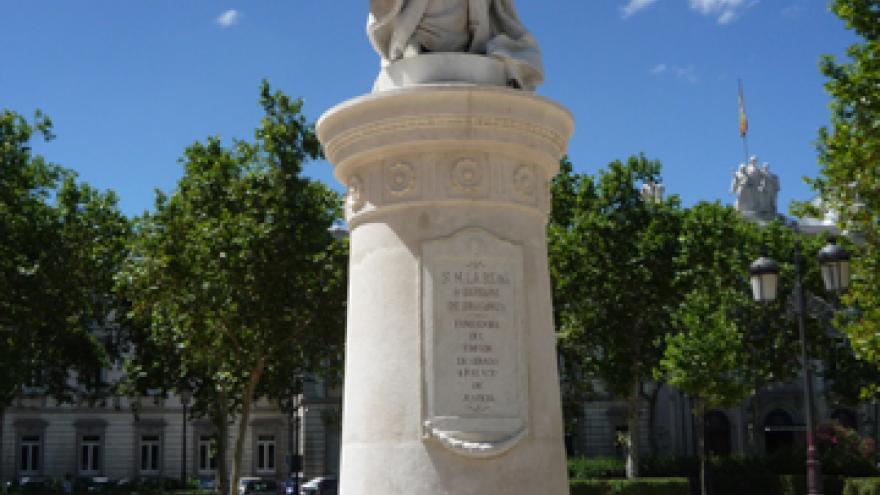 Monumento a Bárbara de Braganza