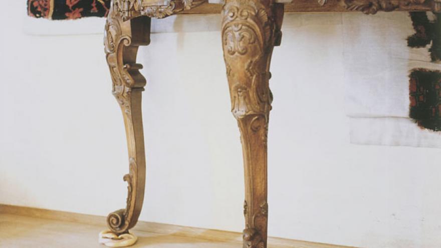 Venezianischer Baroc, 2005. Erwin Wurm. Colección CA2M, Móstoles