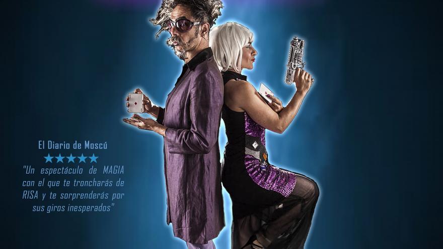 Flash & Border Magic Show