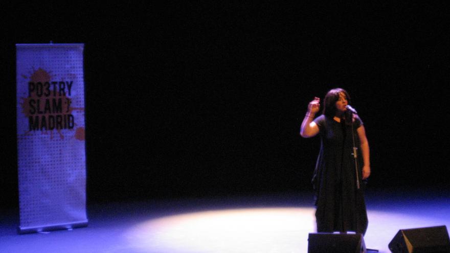 ACTUACIÓN POETRY SLAM A cargo de Asociación Poetry Slam Madrid