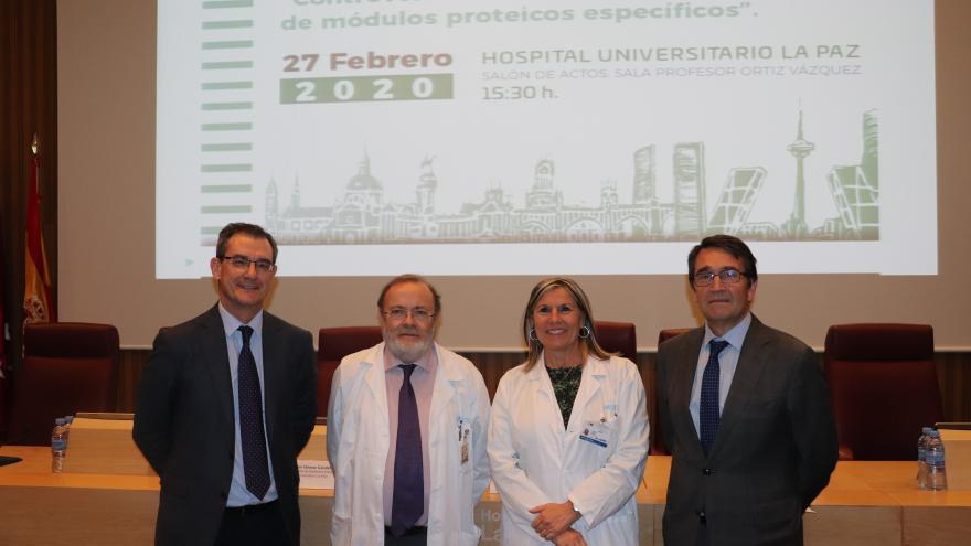 Jornada de Nutrición Hospital La Paz