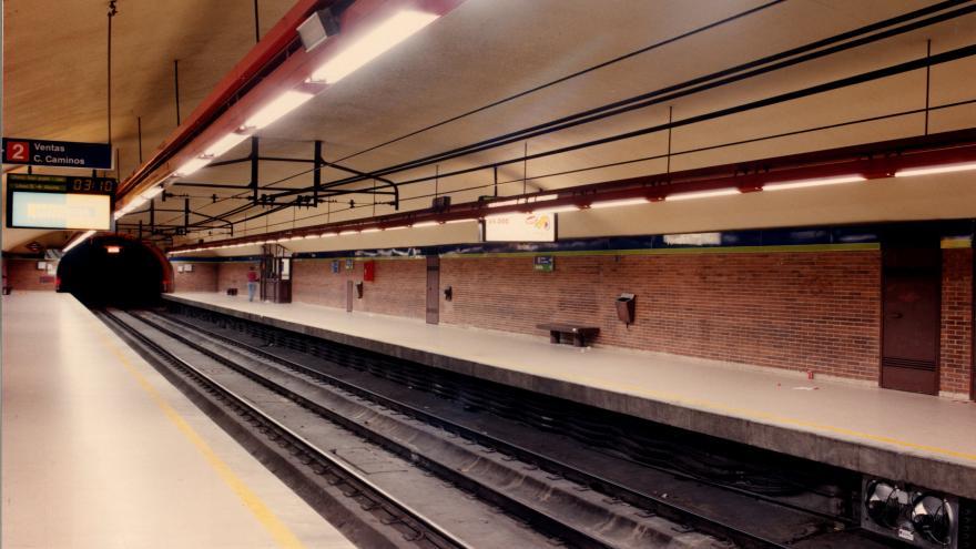 Remodelación estación Ventas