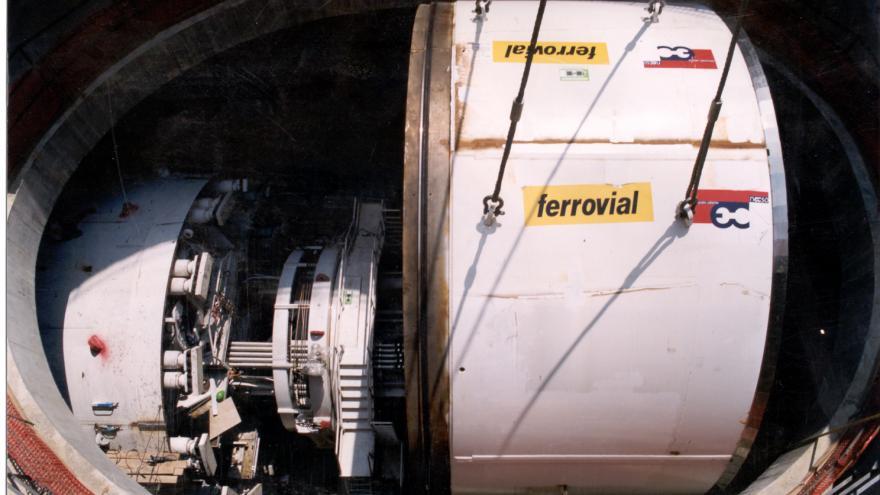 Tuneladora La Paloma L7