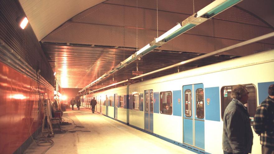 Estación Antonio Machado