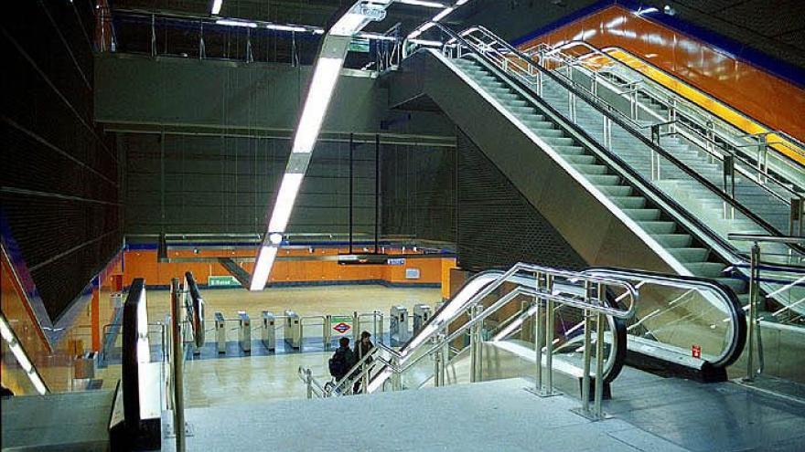 Estación San Cipriano