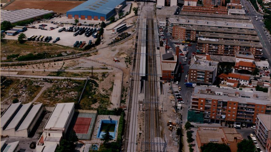 Estación de intercambio de Torrejón de Ardoz