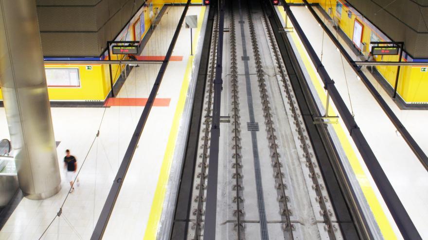 Estación La Rambla Línea 7