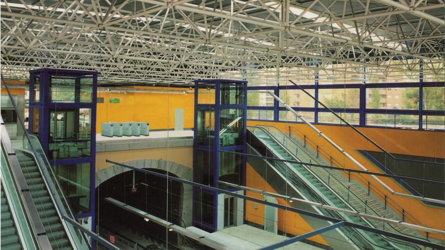 Estación Eugenia de Montijo
