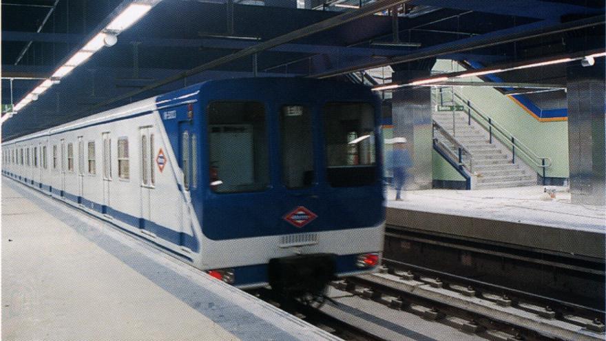 Estación Alonso Cano