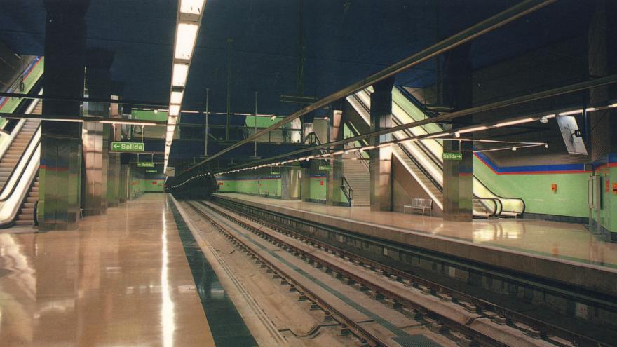 Estación Francos Rodríguez