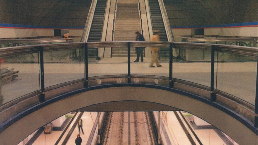 Estación Valdezarza