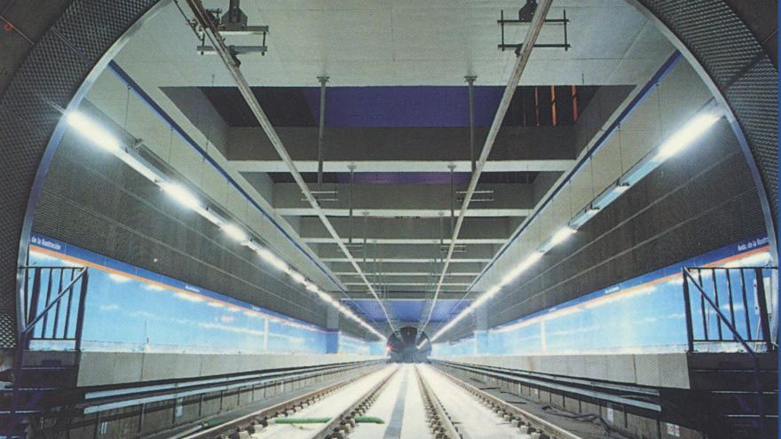 Estación Avda. de la Ilustración