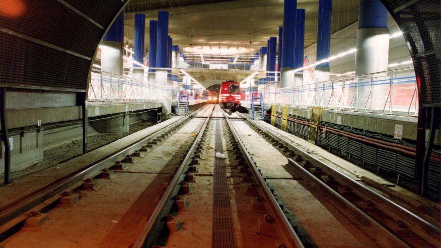 Estación Mar de Cristal