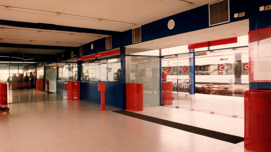 Vestíbulo Estación
