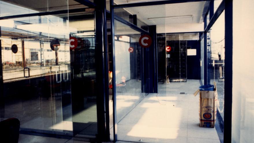 Acceso estación