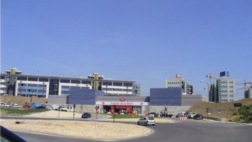 Estación Fuente de la Mora