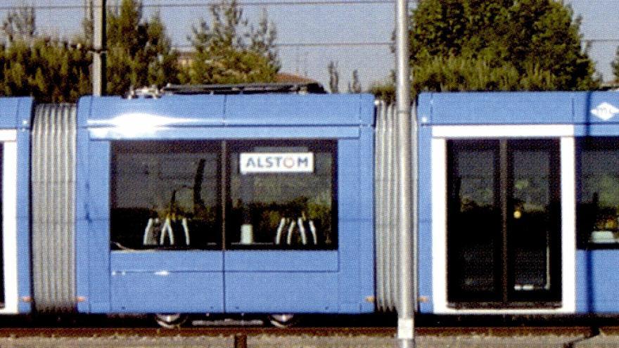 Tren Citadis