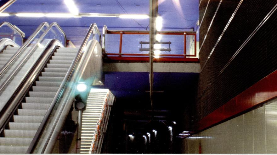 Estación subterránea