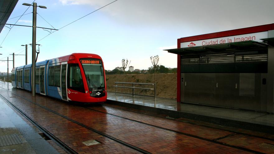 Estación Ciudad de la Imagen