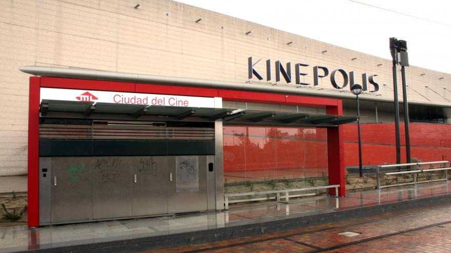Estación Ciudad del Cine