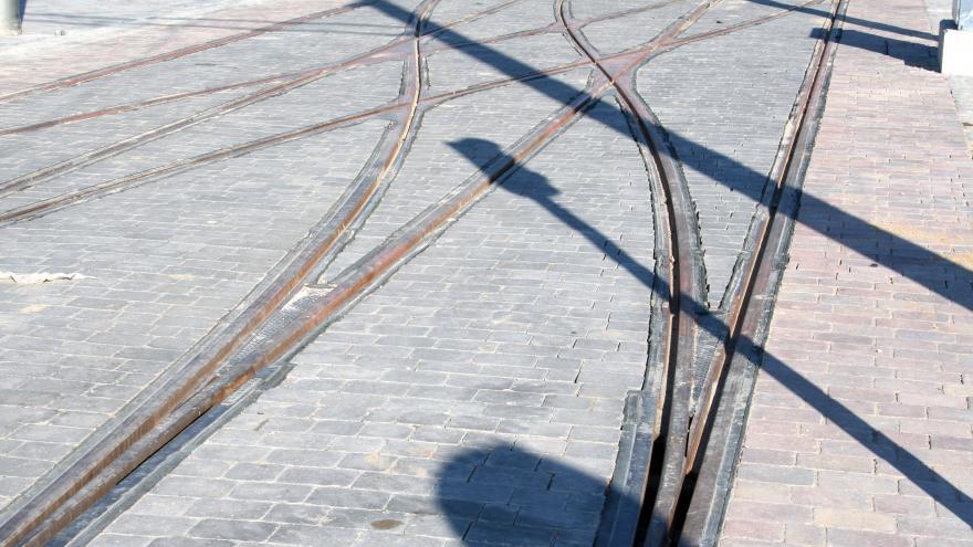 Plataforma y vía