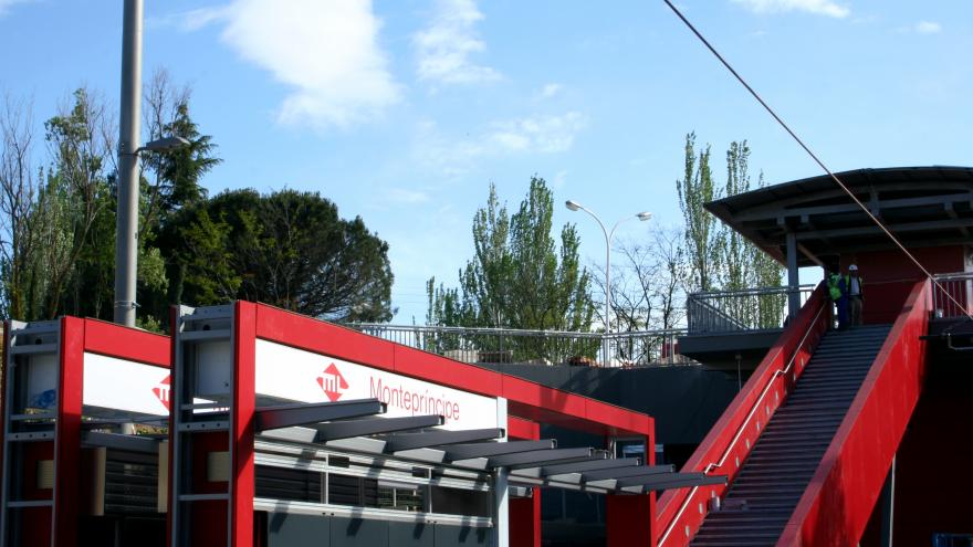 Estación Montepríncipe