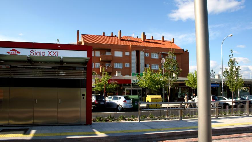 Estación Siglo XXI