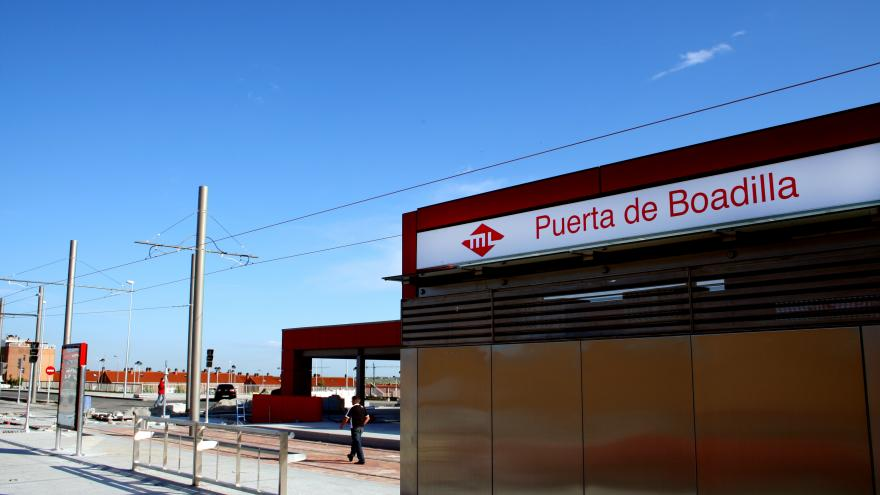 Estación Puerta de Boadilla