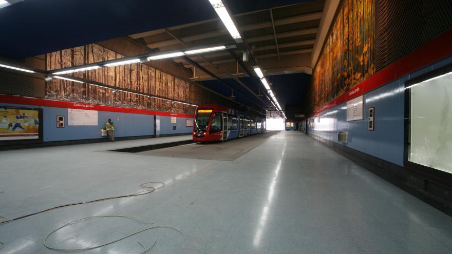 Estación Colonia Jardín