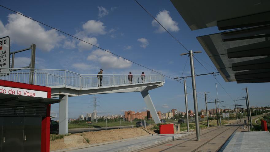 Estación Prado de la Vega