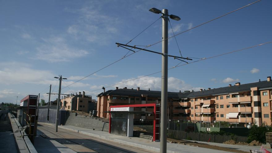 Estación Colonia de los Ángeles