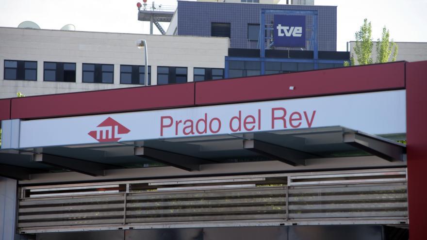 Estación Prado del Rey