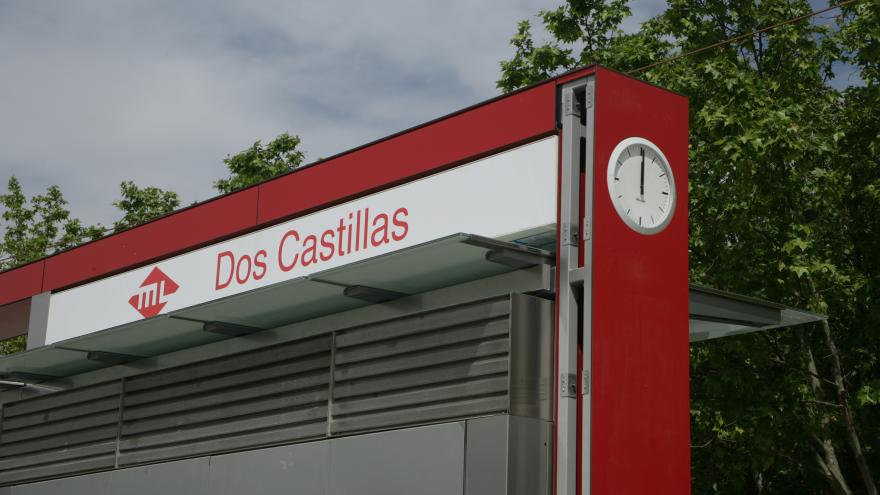 Estación Dos Castillas