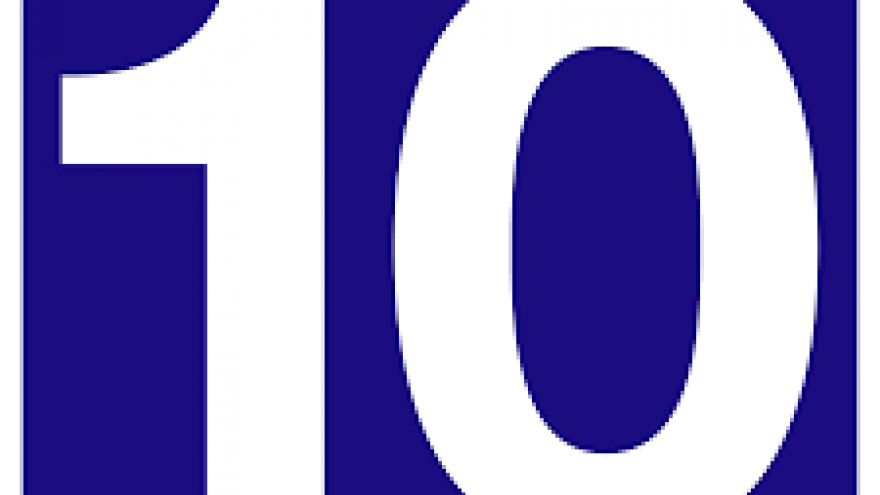 Logo Línea 10 de Metro