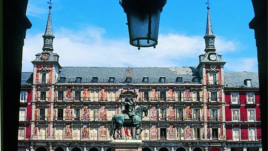 Arco Plaza Mayor