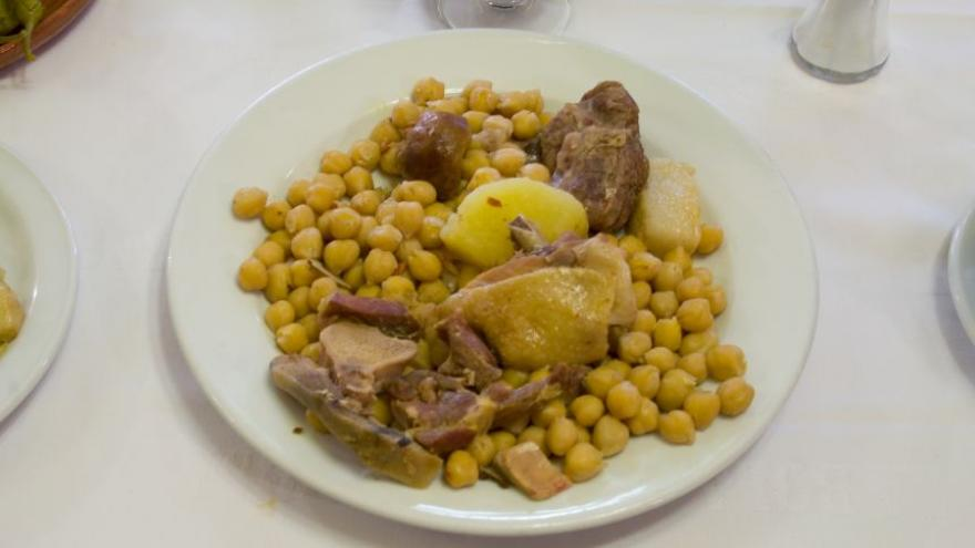 Cocido madrileño