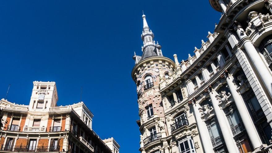 Edificio en la Plaza de Canalejas