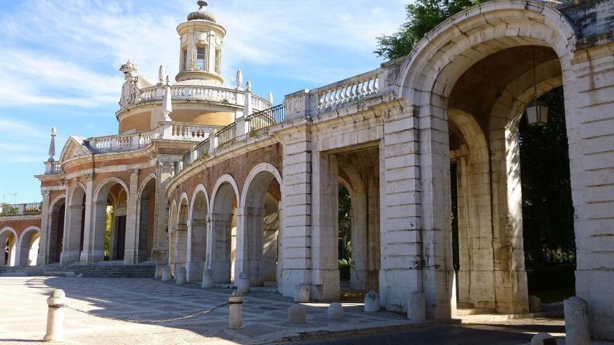 Imagen fachada de la Iglesia de San Antonio