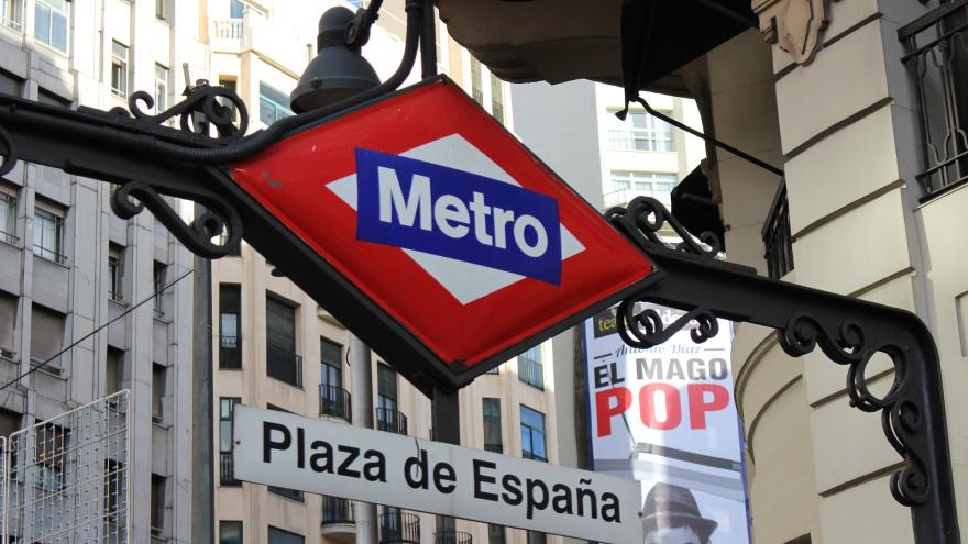 Metro Plaza de España