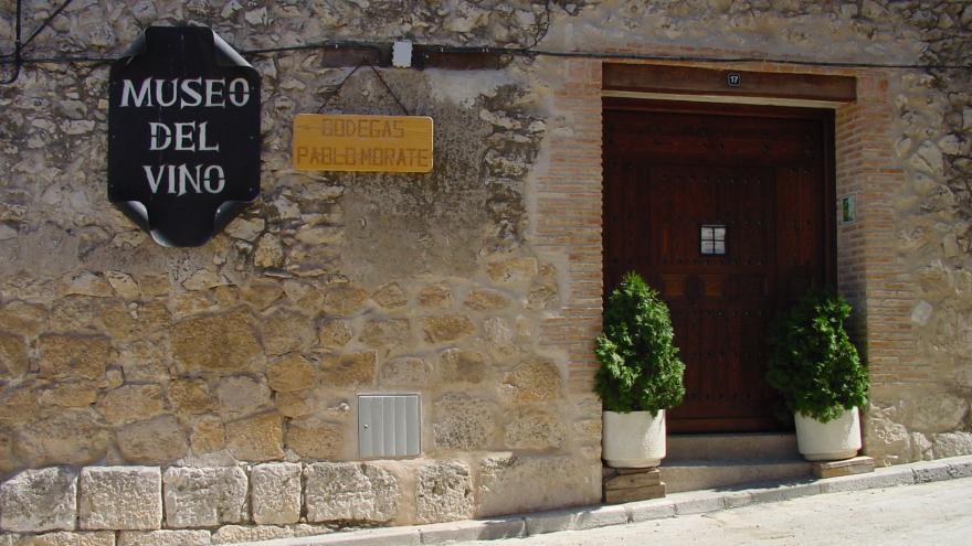 Museo del Vino de Valdelaguna