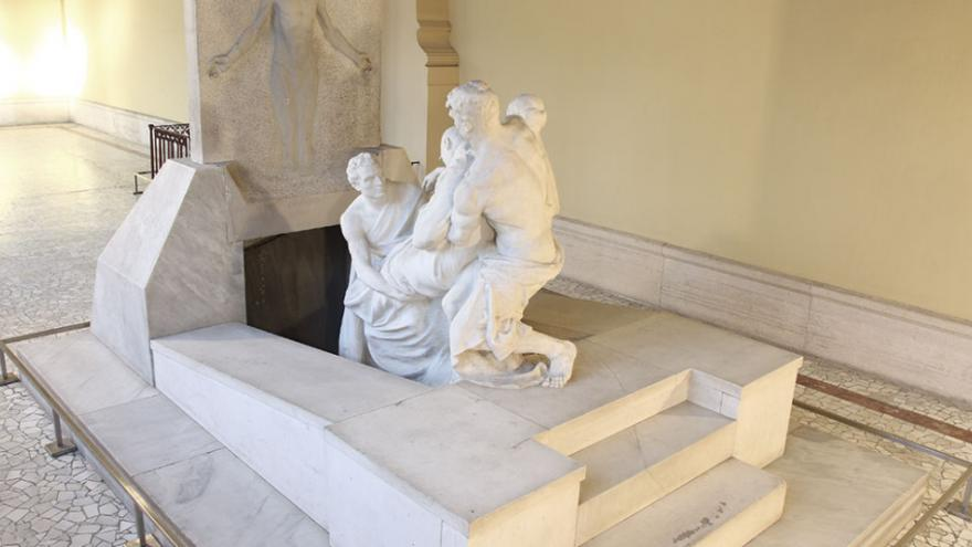 Panteón de hombres ilustres.Mausoleo de José Canalejas