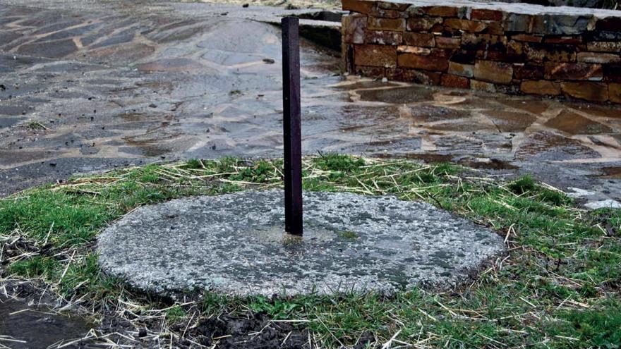 Piedra de las veces-Madarcos