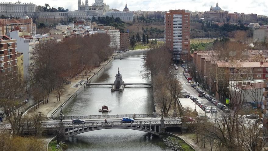 Vistas desde el Puente de la Reina