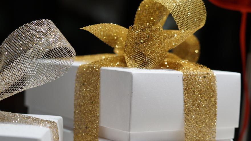 Escaparate regalos navideños