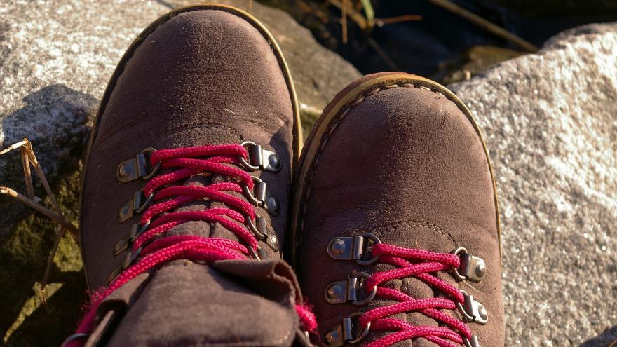 Calzado para hacer Trekking