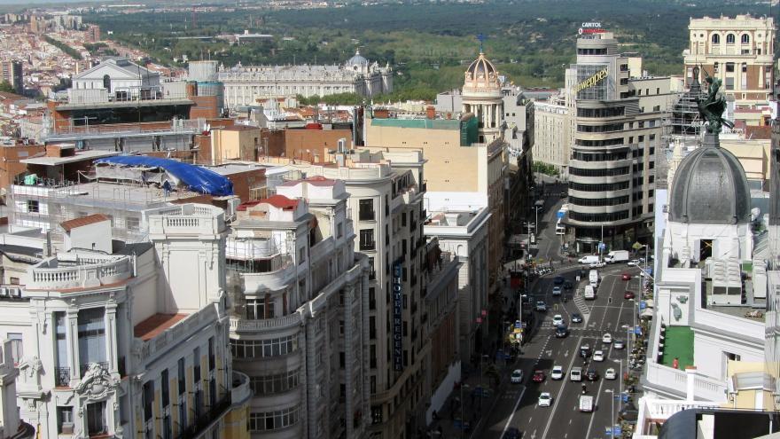 Vista calles del centro