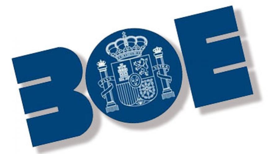 Logo del Boletín Oficial del Estado