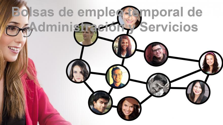 bolsa empleo temporal administración y servicios