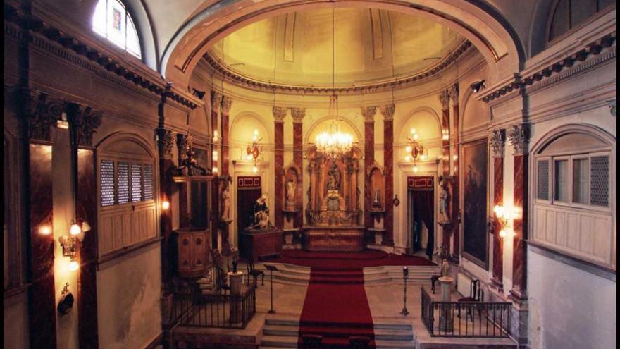 Capilla Palacio Nuevo