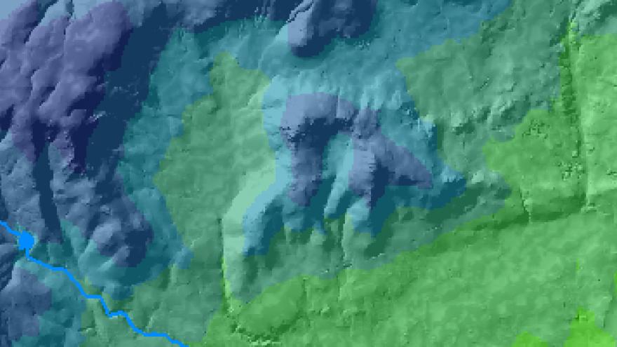 Consulta la cartografía ambiental de la Comunidad de Madrid